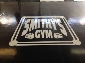 Smithys Gym Ring