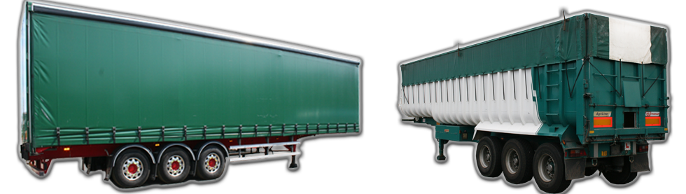 trailer Curtains & Rollover Sheet by Bennett Covers