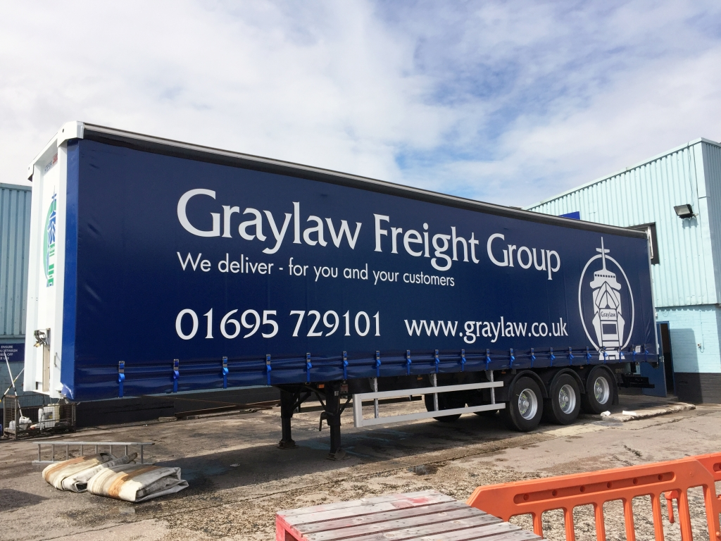 Haulage Graylaw Cover